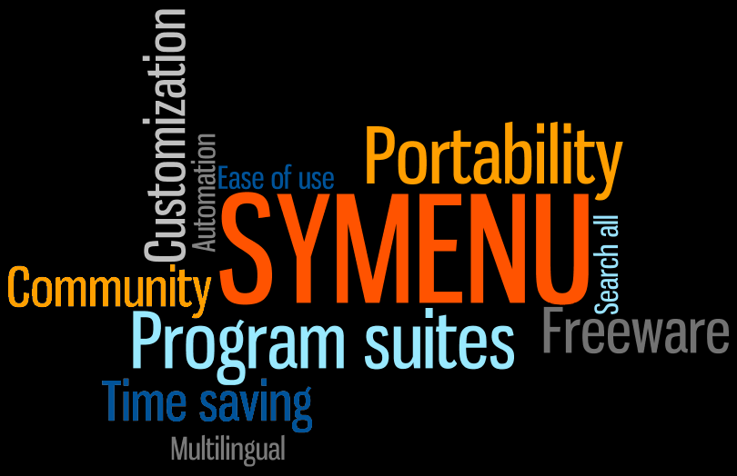 SyMenu tag cloud