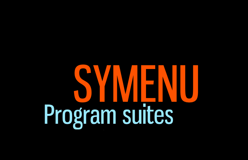 SyMenu program suite